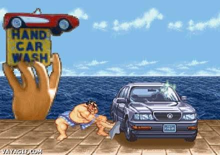 Enlace a Y así es cómo Honda se ganó la vida tras el Street Fighter