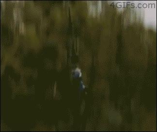 Enlace a Bungee jumping a la australiana