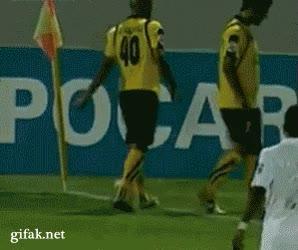 Enlace a El jugador de fútbol con más suerte del mundo