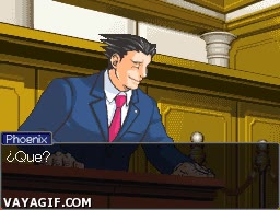 Enlace a Phoenix Wright: Trolleo total