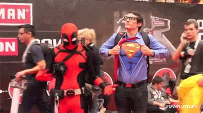 Enlace a Deadpool no está tan impresionado