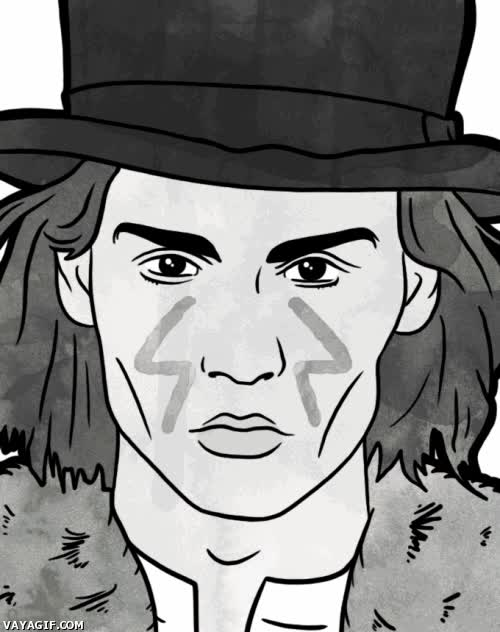 Enlace a Las caras de Johnny Depp