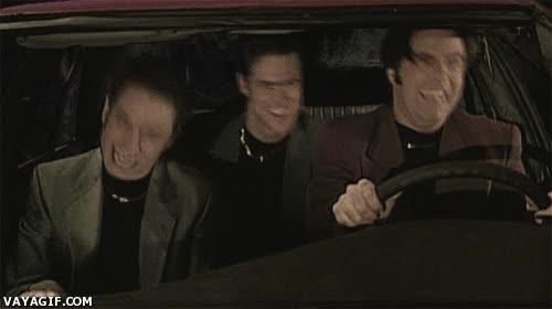 Enlace a Cuando suena tu canción favorita en el coche