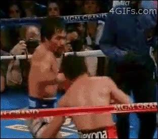 Enlace a El KO de Márquez a Pacquiao
