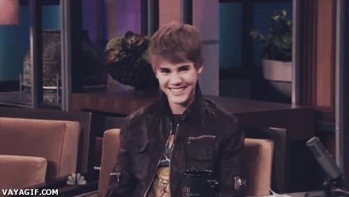 Enlace a Justin, ¿eres gay?
