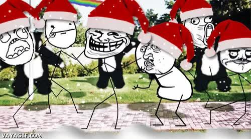 Enlace a ¡Los memes te desean Feliz Navidad!
