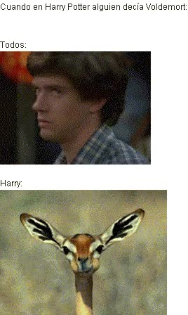 Enlace a ¡Voldemort!