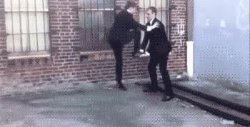 Enlace a Y por esto lo llaman 'salto mortal'