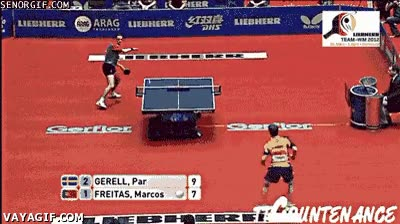 Enlace a Simplemente, ping-pong