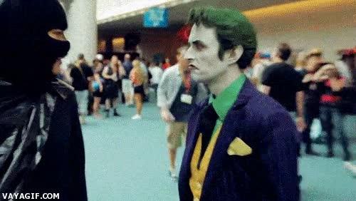 Enlace a ¿Batman? ¡Tú no eres Batman, sólo un matao con pasamontañas!