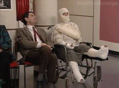 Enlace a Mr. Bean, uno de los trolls más grandes de todos los tiempos