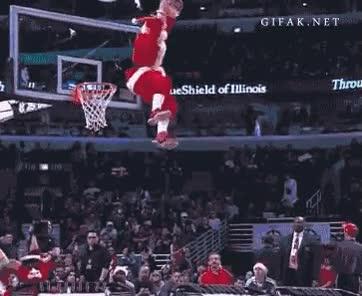 Enlace a Papá Noel dedícate a repartir regalos y mejor deja el baloncesto