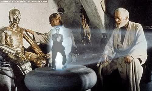 Enlace a Ya lo han visto hasta en Tatooine