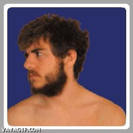 Enlace a Si fuera tan fácil afeitarse...