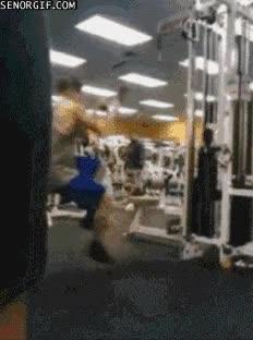 Enlace a Si vas al gimnasio, échale ganas o no vayas