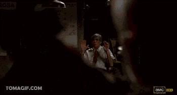 Enlace a Una de las escenas más tensas y curradas de Breaking Bad