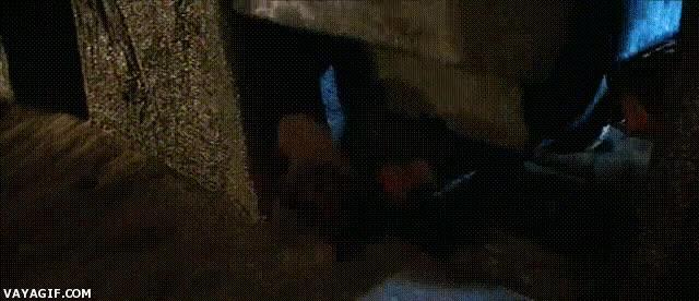 Enlace a A Indiana Jones no se le cayó el gorro en esta escena, se lo lanzaron