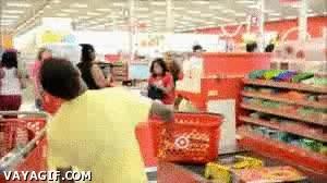 Enlace a Cuando la cajera te dice que las bolsas son gratis