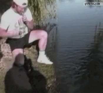 Enlace a ¿Dices que eres un gran pescador? ¡Aprende, papanatas!
