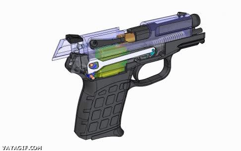 Enlace a Asi funciona el mecanismo de una pistola