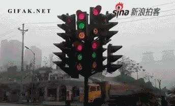 Enlace a Ahora no podrás decir que no viste el semáforo