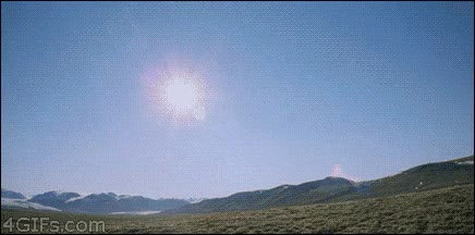 Enlace a Sol de medianoche en el ártico, un día que no acaba nunca