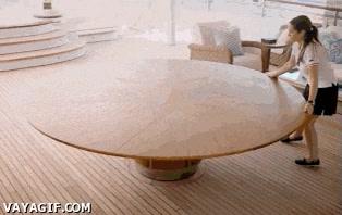 Enlace a ¿Dices que la mesa es pequeña?