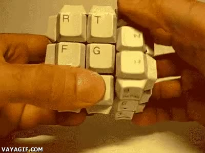 Enlace a Cubo de Rubik para geeks