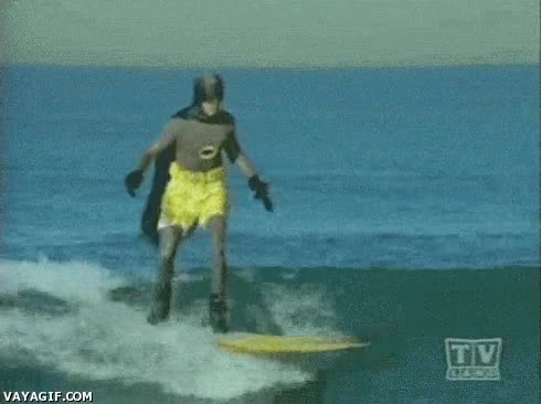 Enlace a Batman también tiene derecho a unas vacaciones