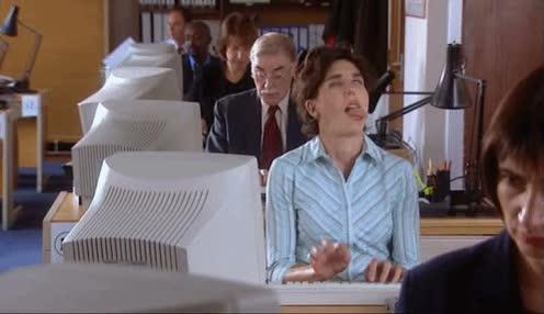 Enlace a Cuando ya llevo 7 horas delante del ordenador en la oficina
