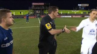 Enlace a Creo que el arbitro lo tendrá en mente durante el partido