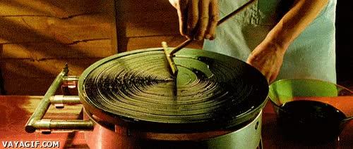 Enlace a Y así se hacen los discos de vinilos