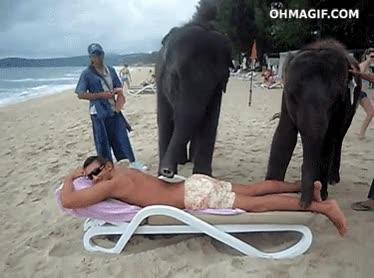 Enlace a ¿Un masaje tailandés? Pues me lo esperaba de otra forma...