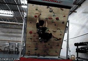 Enlace a No te conformes con escalar sólo una pared