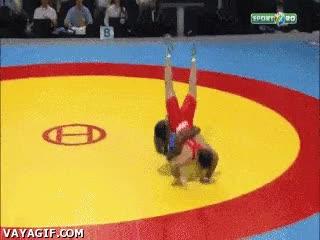 Enlace a El mejor movimiento de wrestling