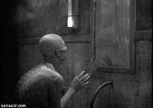 Enlace a Tu mirándote al espejo después de una noche de desfase