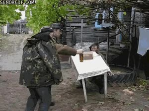 Enlace a En Rusia, usar las manos es de cobardes teniendo dientes