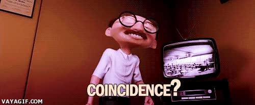 Enlace a ¿Coincidencia? ¡Yo creo que no!