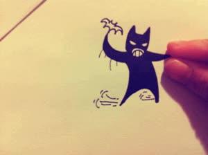Enlace a Aleja tu mano de mi tinta