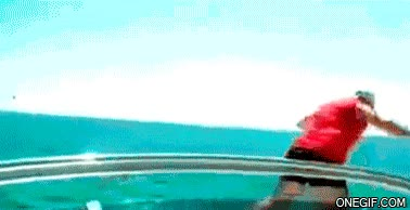 Enlace a Saltar al agua borracho no es buena idea...