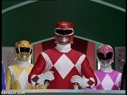 Enlace a Los Power Ranger y su extraña ideología política