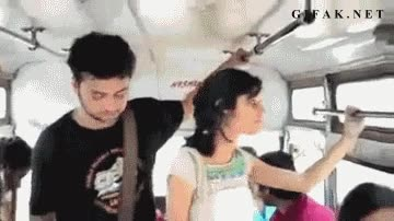Enlace a La lógica de los frenazos en el autobús