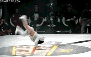 Enlace a Breakdancer de 6 añitos, menudo nivel...
