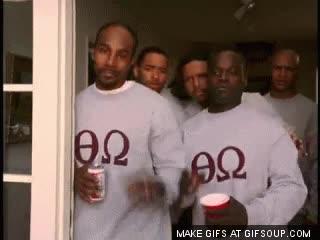 Enlace a Algo me dice que mi plan de infiltrarme en la fraternidad de negros no ha funcionado mucho