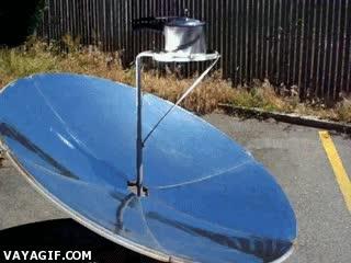 Enlace a Nueva cocina solar, si realmente funciona, las empresas de luz y gas deben estar tirándose de los pe