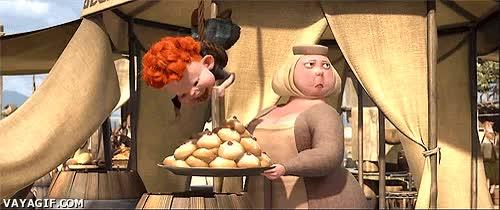 Enlace a Cuando mi madre prepara pastelitos caseros