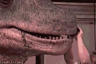 Enlace a ¿Puede alguien hacer un dinosaurio más real que éste?