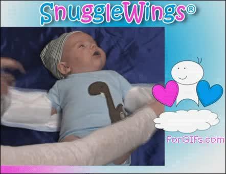 Enlace a Camisa de fuerza, para tu bebé loco