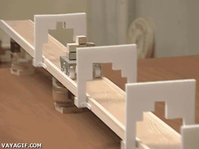 Enlace a Increíble muro de cubos