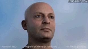Enlace a Así es como Activision hace las caras para sus videojuegos, puro realismo